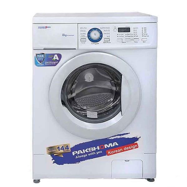 ماشین لباسشویی پاکشوما مدل WFU-80103