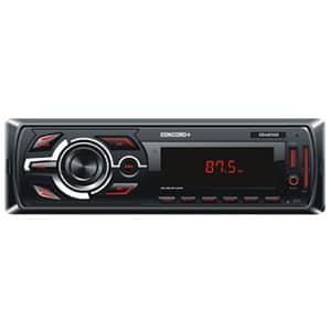 پخش ماشین کنکورد مدل KD U2502 concord