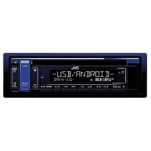 ضبط ماشین JVC KD R489