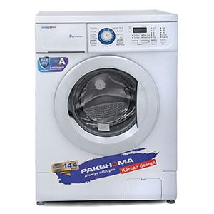ماشین لباسشویی پاکشوما مدل WFU-80103 - ظرفیت 8 کیلوگرم