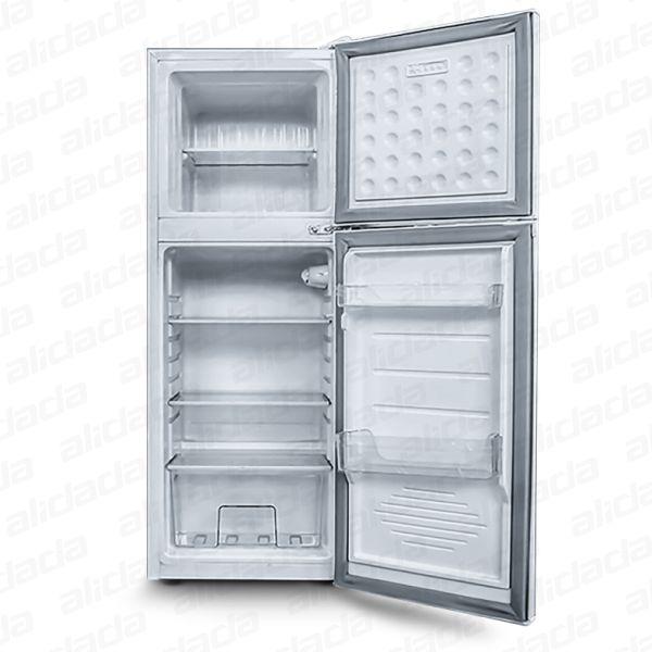 نمای در باز یخچال الکترواستیل ES11