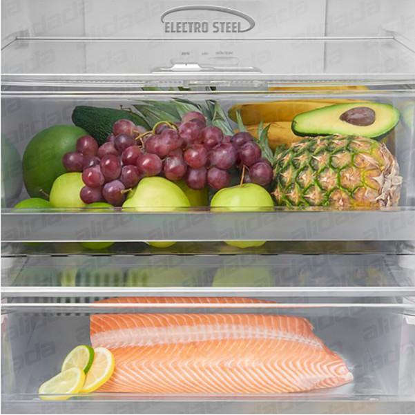 کشو های یخچال فریزر الکترواستیل ES35 سری اولتیما ULTIMA