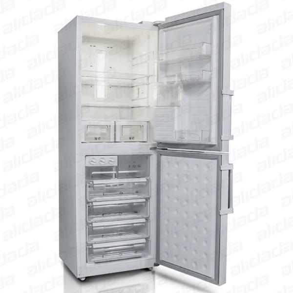 نمای خالی درب باز یخچال الکترواستیل es27