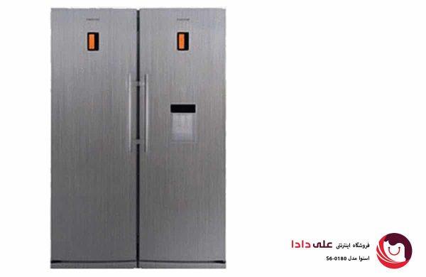 یخچال دوقلو اسنوا مدل S6-0180