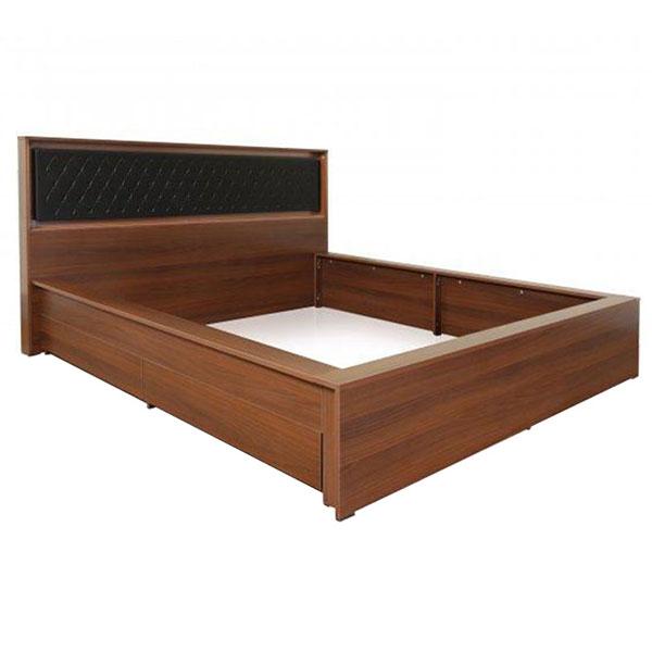 تخت خواب دونفره کشودار دیانا عرض ۱۴۰