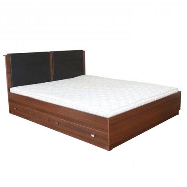 تخت خواب دونفره کشودار هرمس عرض ۱۴۰