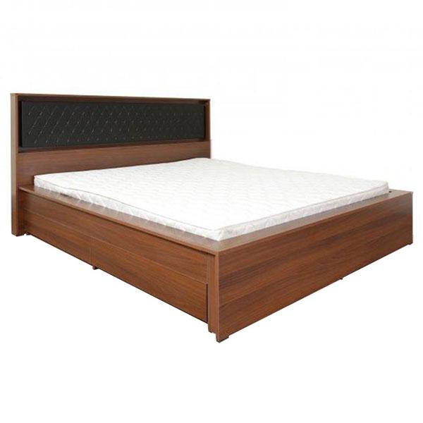 تخت خواب دو نفره بدون کشو آدونیس عرض ۱۸۰
