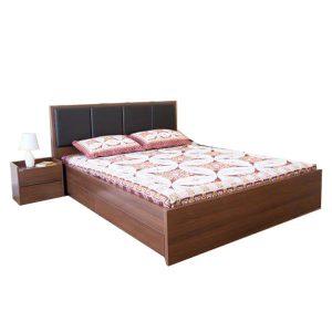 تخت خواب دونفره کشودار وستا عرض ۱۶۰