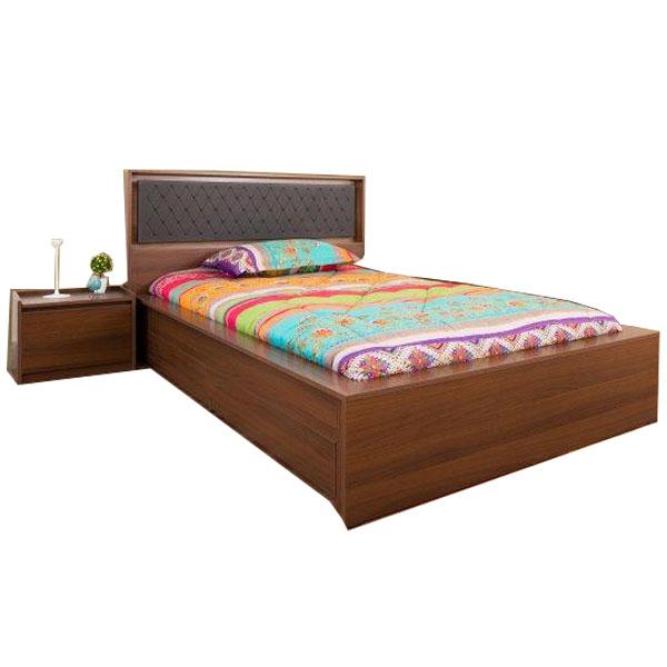 تخت خواب یک و نیم نفره کشودار دیانا عرض ۱۲۰