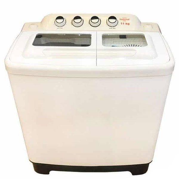 ماشین لباسشویی دو قلو اینترنشنال آنیل مدل MWT11000 ظرفیت 11 کیلوگرم