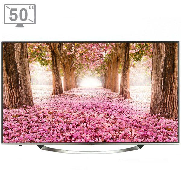 تلویزیون هوشمند مارشال ME 5012 50-Inch 4K LED Smart TV
