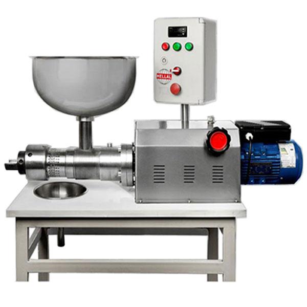 دستگاه روغن گیر صنعتی هلال مدل G100