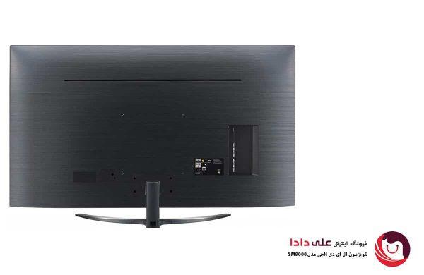 تلویزیون ال ای دی SUHD ال جی مدل SM9000 سایز 55 اینچ