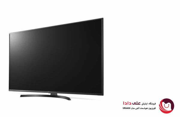 تلویزیون هوشمند 49 اینچ ال جی مدل UK6400