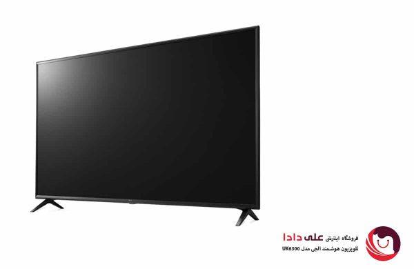 تلویزیون هوشمند 55 اینچ ال جی مدل UK6300PVB