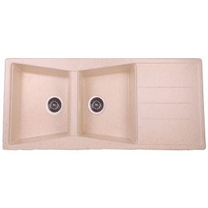 سینک ظرفشویی گرانیتی راینر مدل Combo RG-160: