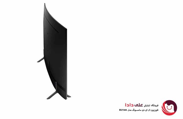 تلویزیون منحنی 49 اینچ سامسونگ مدل RU7301