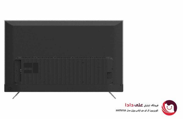 تلویزیون ال ای دی ایکس ویژن مدل 55XTU725