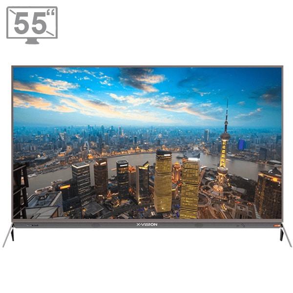 تلویزیون ایکس ویژن مدل 55XKU635