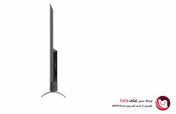 تلویزیون ال ای دی ایکس ویژن مدل 49XTU735