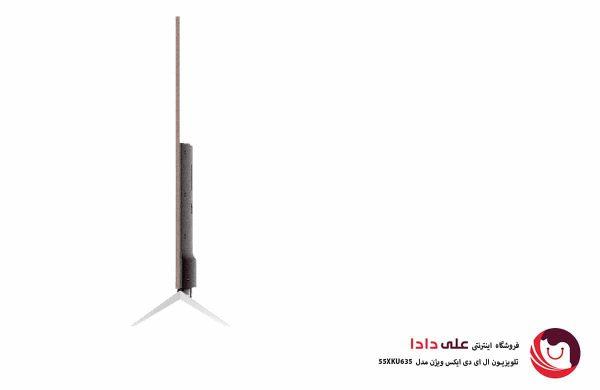تلویزیون ال ای دی ایکس ویژن مدل 55XKU635