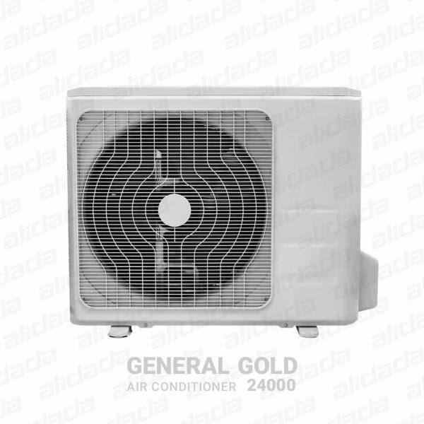 کندانسور کولر گازی جنرال گلد GG-S24000PLATINUM