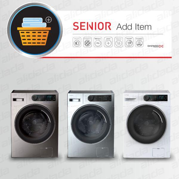 ماشین لباسشویی دوو سری سینیور